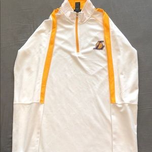 Lakers Long Sleeve Shirt.